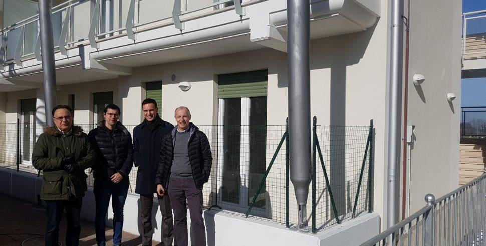 Lavori conclusi per i 13 nuovi appartamenti ERAP: al via la fase di assegnazione